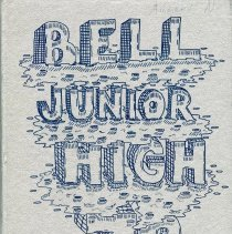 Image of Bell Junior HIgh School 1977-1978