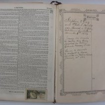 Image of Craig Family Bible - Marriages