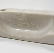 Image of Coors Ceramics Company ceramic putter head
