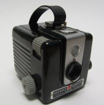 Image of Lorraine Wagenbach's Brownie Camera