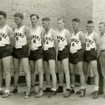 Image of Golden High School Demons ca. 1930s