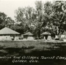 Image of Golden Tourist Camp ca. 1920s