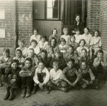 Image of South School class photo Fourth Grade