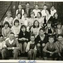 Image of Class photo ca. 1920s