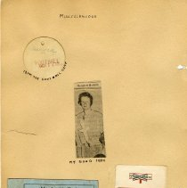 Image of Loose Scrapbook Page