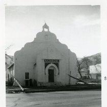 Image of Nazarene Church 1960