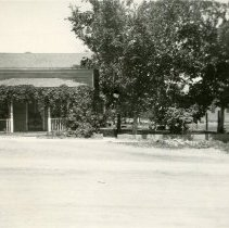 Image of Rothman House next to Eagle Corral