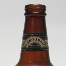 Image of Coors Winterfest Beer Bottle 1989-1990