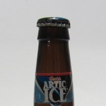 Image of Coors Artic Ice beer bottle 1994