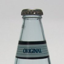 Image of Coors Sparkling Water bottle 1990