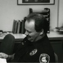 Image of Golden PD Officer Rick Pearson