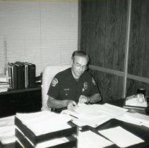 Image of Golden PD Lt. Alvin Reffel