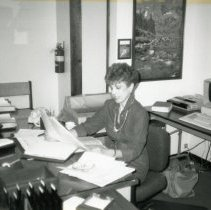 Image of Golden PD Eleanor Nierling, Admin Assistant