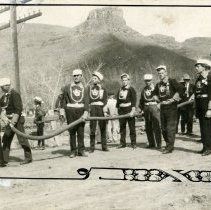 Image of Golden Fire Department ca. 1920s