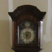 Image of 2017.065.004 - Clock, Tall Case
