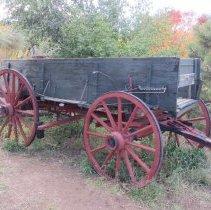 Image of E1998.099.001 - Wagon