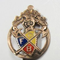 Image of None - Pin, Fraternal