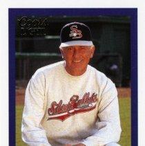 Image of 2017.071.009 - Card, Baseball