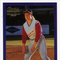 Image of Silver Bullet baseball card