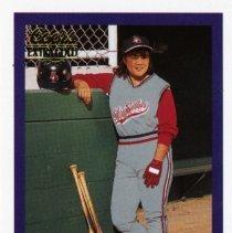 Image of Silver Bullet baseball card