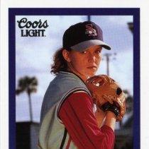 Image of 2017.071.017 - Card, Baseball