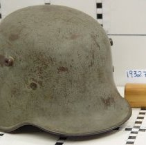 Image of 1932.0707.01 - Helmet, Military