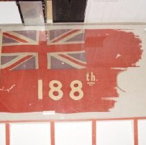 Image of 1984.0718.01 - 188th Batt. Flag