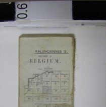 Image of 1986.0001.02 - Map - Valenciennes