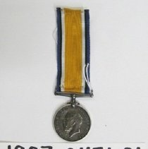 Image of 1987.0471.01 - Medal