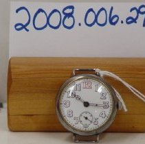 Image of 2008.0006.29 - Wristwatch