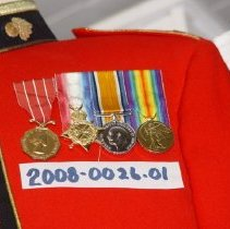 Image of 2008.0026.01 - WW I Medal group