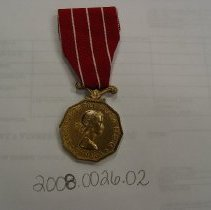 Image of 2008.0026.02 - Canadian Forces Decoration, medal