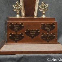 Image of Riverside Athlete of the Year Trophy