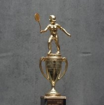 Image of Girls Badminton Trophy