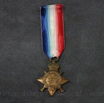 Image of 1983.0103.01 - Medal