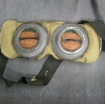 Image of 1990.0526.01 - Goggles, Aviator's