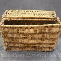 Image of 1982.0177.01 - Basket