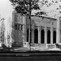 Image of Norton Hall Frontal View - Wagner, Harold