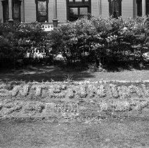 Image of Hotel Athenaeum, Centennial Garden - Wertz, Silas G.