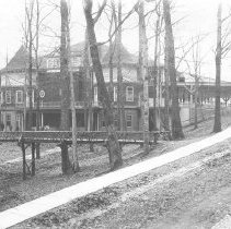 Image of Rear of Amphitheater - Unknown