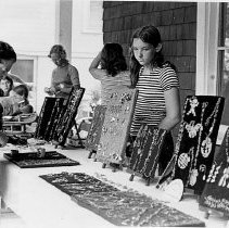 Image of Jewelry-making Demonstration and Sale - Unknown