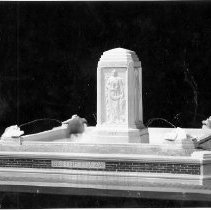Image of Bestor Fountain Model - Wagner, Harold