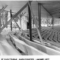 Image of A Portion of the Amphitheater - Limberg, Clare E.
