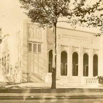 Image of Norton Hall Exterior - Wagner, Harold