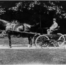 Image of George Rowland and Max - Unknown