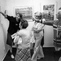 Image of Docent Tour of CAA Galleries - Unknown