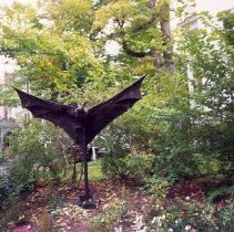 Image of Bat Statue - Unknown