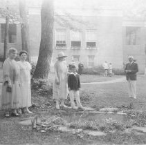 Image of Addie Mae & Miller Family - Unknown