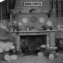 Image of Basket Exhibit - Unknown