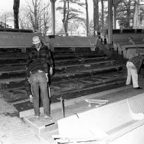 Image of Replacing the Benches - Unknown